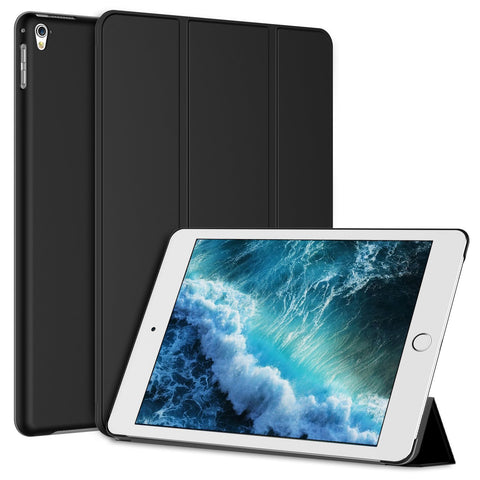 JETech Case for Apple iPad Pro 9.7-Inch, Smart Cover Auto Wake/Sleep, Black