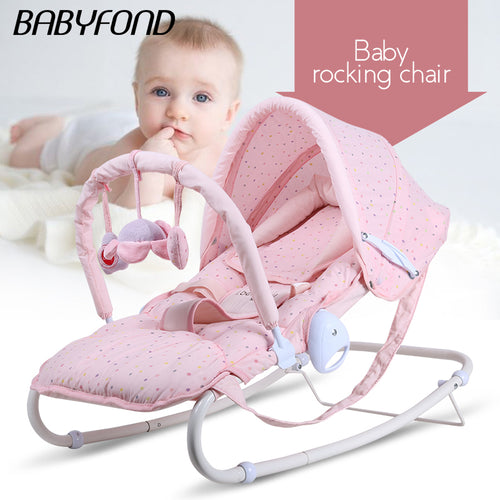 Multi-functional Baby Rocking Chair Cradle