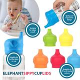 Elephant Sippy Cup Lids