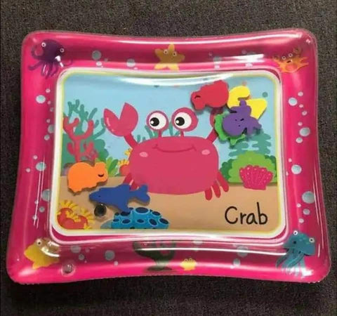 Baby Water Play Mat - Pink