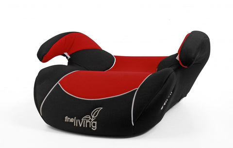 Baby Booster Seat - Red