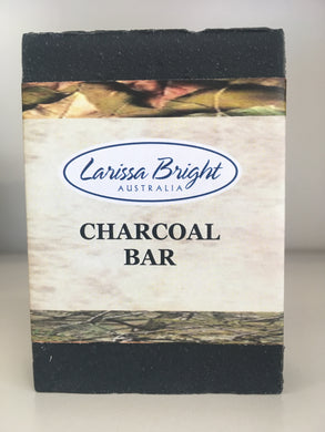 Activated Charcoal Bar - Larissa Bright Australia