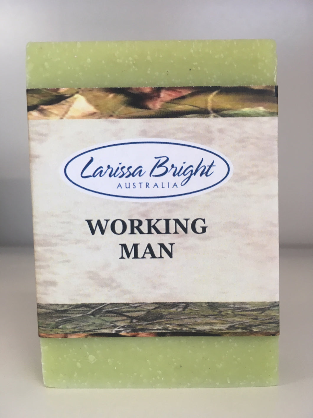 Working Man - Larissa Bright Australia