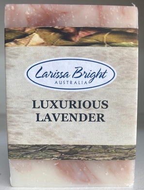 Luxurious Lavender - Larissa Bright Australia
