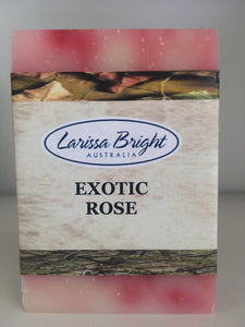Exotic Rose - Larissa Bright Australia