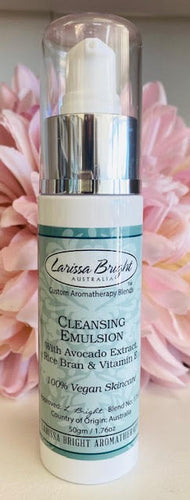 Cleansing Emulsion - Larissa Bright Australia