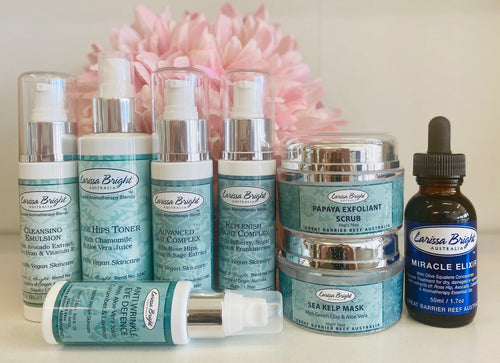 Dry & Mature Skin Indulgence SAVE 10% - Larissa Bright Australia