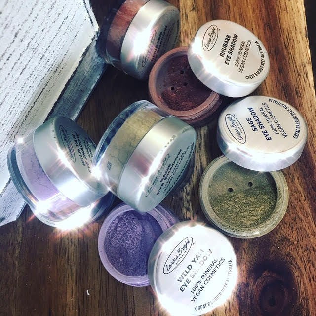 Mineral Vegan Eye Shadow Trio SAVE 10% - Larissa Bright Australia