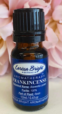 Frankincense Essential Oil - Larissa Bright Australia