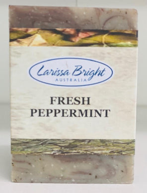 Fresh Peppermint - Larissa Bright Australia