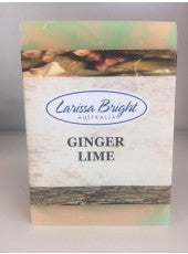 Ginger & Lime - Larissa Bright Australia