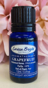 Grapefruit Essential Oil - Larissa Bright Australia