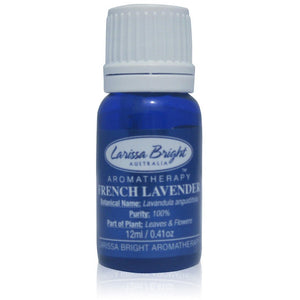 BULK 50ml Lavender Angustifolia Essential Oil Save 35% - Larissa Bright Australia