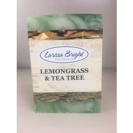 Lemongrass & Tea Tree - Larissa Bright Australia