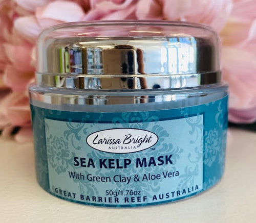 Sea Kelp Mask - Larissa Bright Australia