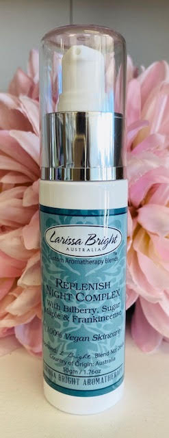 Replenish Night Complex - Larissa Bright Australia