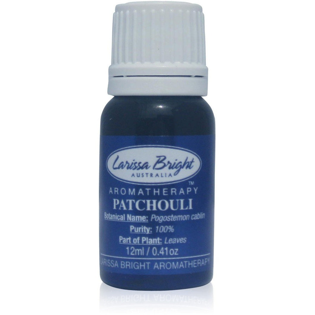 BULK 50ml Patchouli Essential Oil Save 35% - Larissa Bright Australia