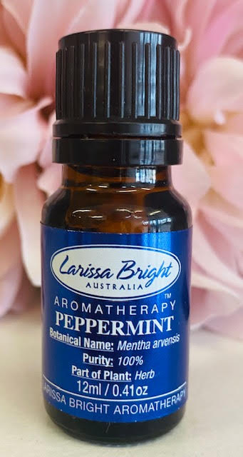 Peppermint Arvensis Essential Oil - Larissa Bright Australia