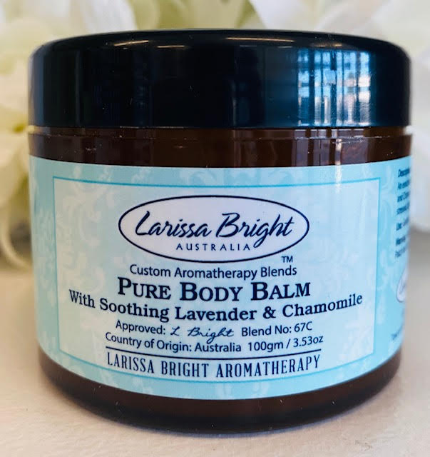 Pure Body Balm - Larissa Bright Australia