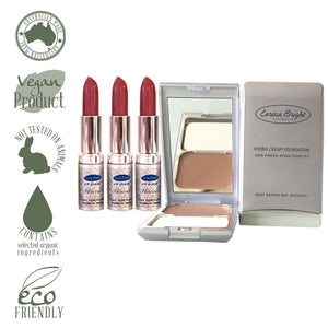 True Nature Skin Illumination Kit - Larissa Bright Australia