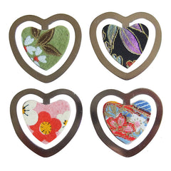 Washi Book Hearts