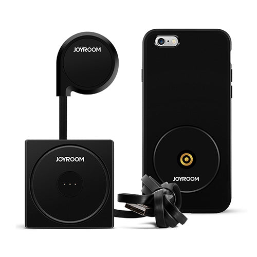 JOYROOM Magnetic wireless case and charger for iPhone 7