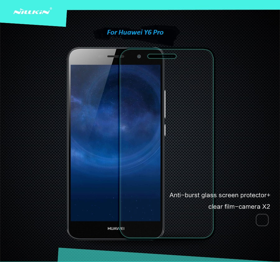 NILLKIN H Glass Screen Protector for HUAWEI Y6 Pro(2016)