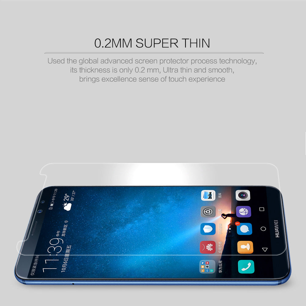 Nillkin H+Pro Glass Screen Protector for HUAWEI Mate 10 lite