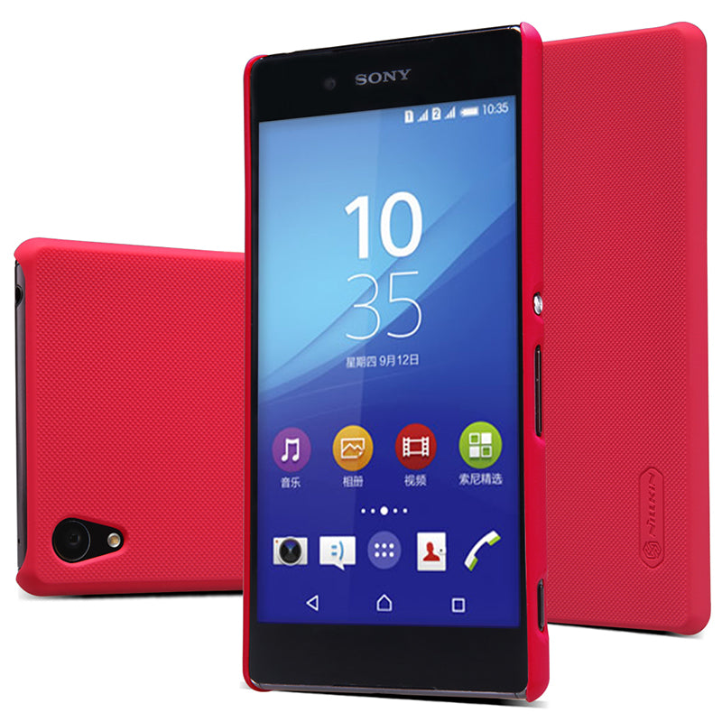 Nillkin Super Frosted Shield for sony Xperia Z3 plus