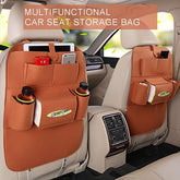 JOYROOM Back Car Seat Organizer
