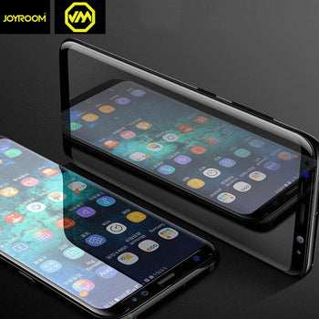 JOYROOM 3D curved glass screen protector for Samsung S8