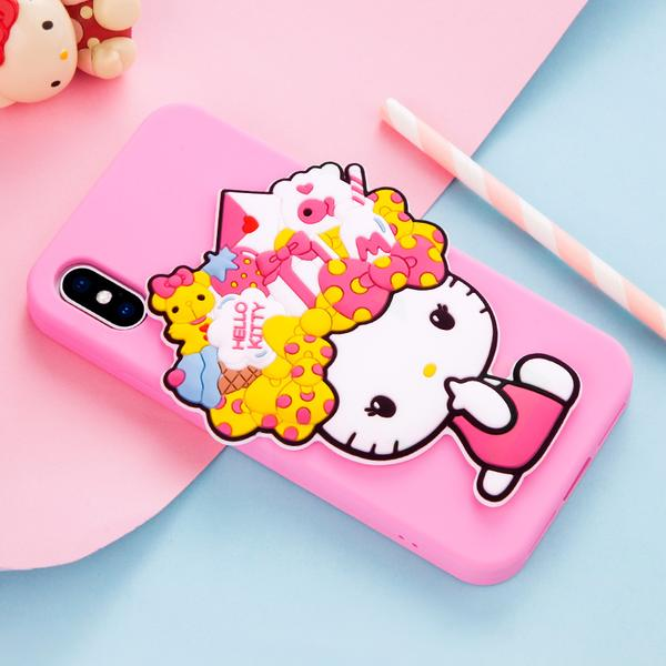 Hello Kitty Mirror case iPhone X