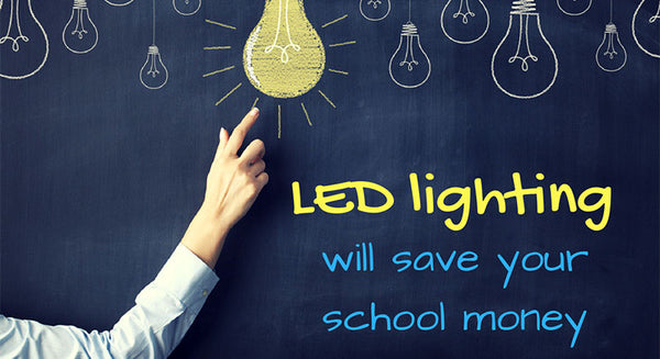 Upgrade your school lighting to LED