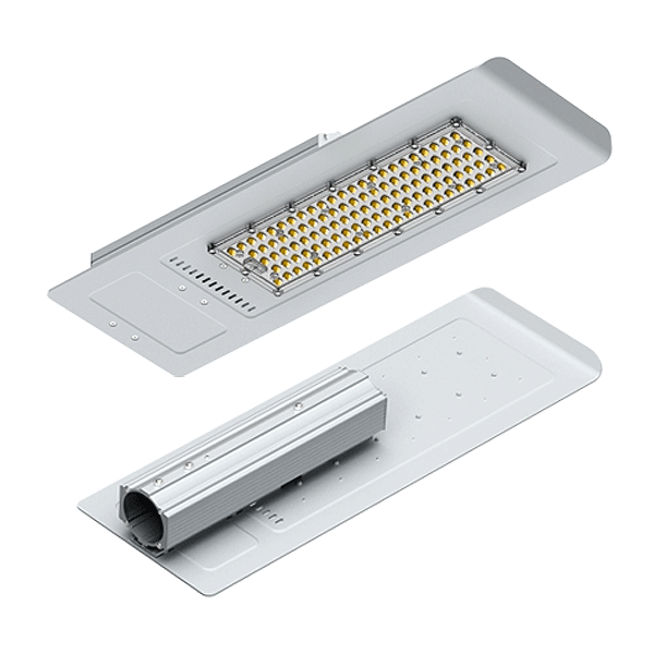 100W Slim LED Streetlight with High Light Output