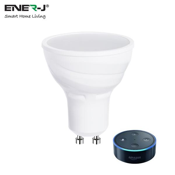 WiFi Smart Bulb LED GU10 Color Changing & Dimmable
