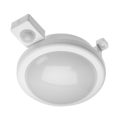 6W Delta LED Round Bulkhead Light with Motion Sensor