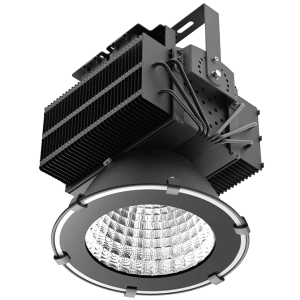Ultralume IP65 480W Cree XBD LED Floodlight / High Bay Light