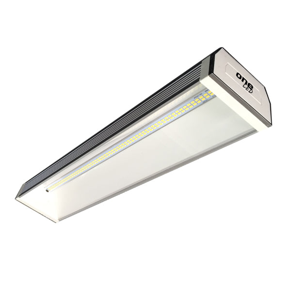 115lm/W LED LINEAR LOW BAY LIGHT - 30W, 50W, 70W, 120W