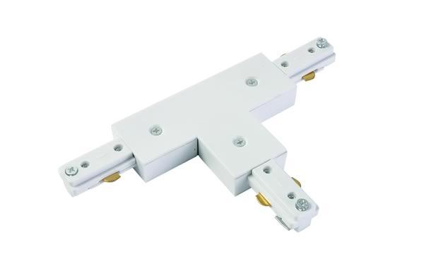 Aluminium Culina T Connector -  White