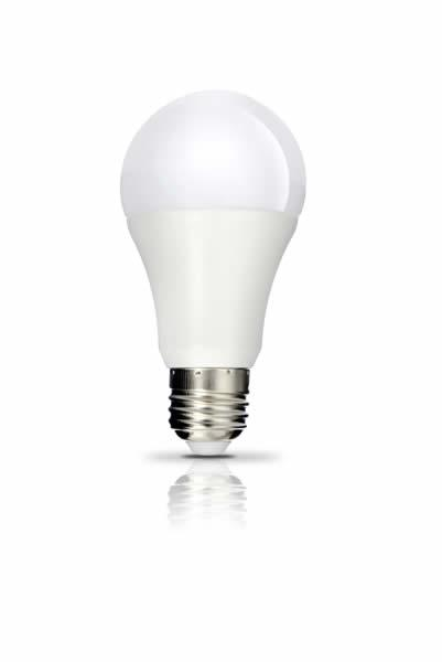 9W Smart Dusk to Dawn E27 LED Light Bulbs 4000K (Cool White)