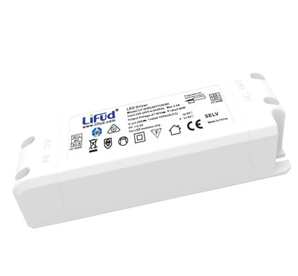 Lifud 40W 1000mA Non Dimmable LED Driver - 5 Year Warranty