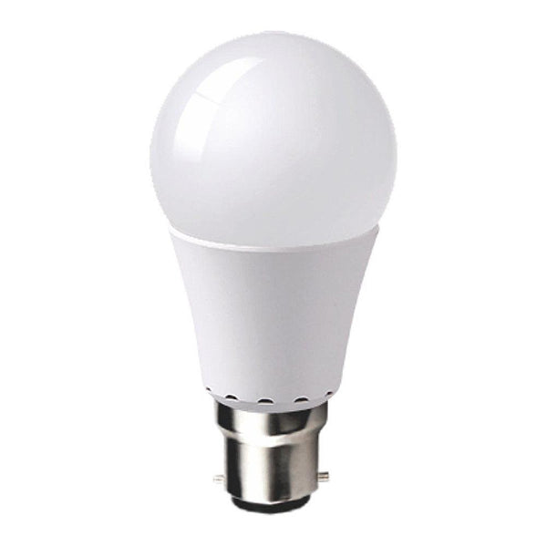 10W LED Light Bulb - B22 Screw Fitting- REPLACES 60W BULB