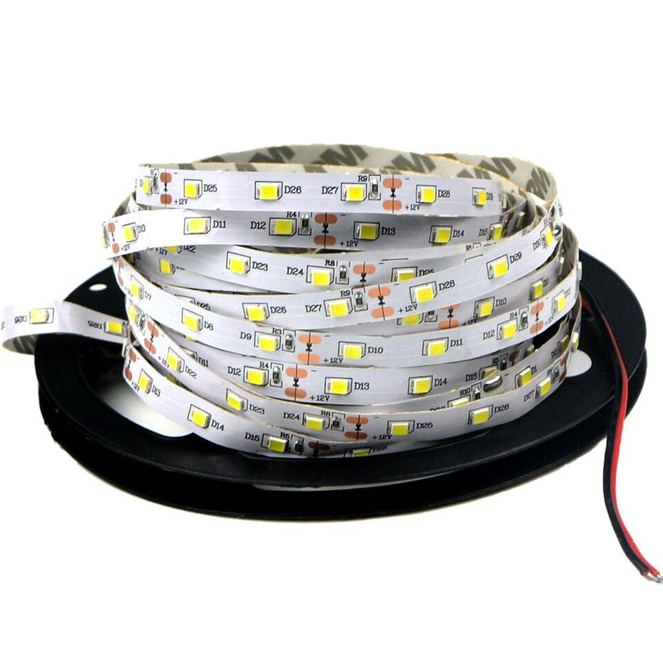 HIGH POWER FLEXIBLE LED 5 METRE STRIP LIGHT - 120 LED PER METER