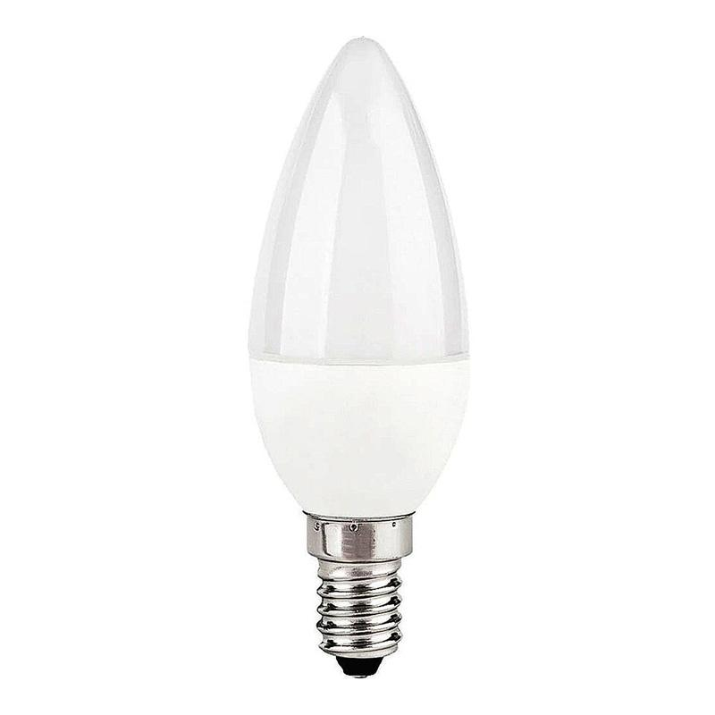 4W LED Candle Light Bulb - E14 (SES) Screw Fitting