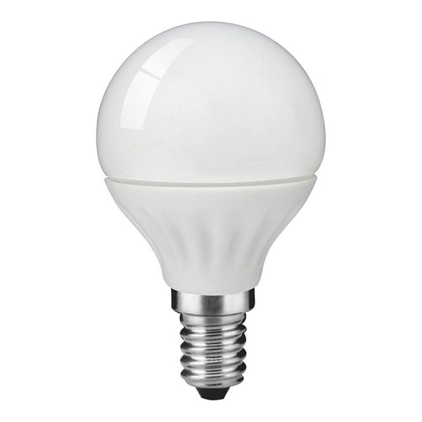 4W LED Golf Ball Light Bulb - E14 (SES) Screw Fitting