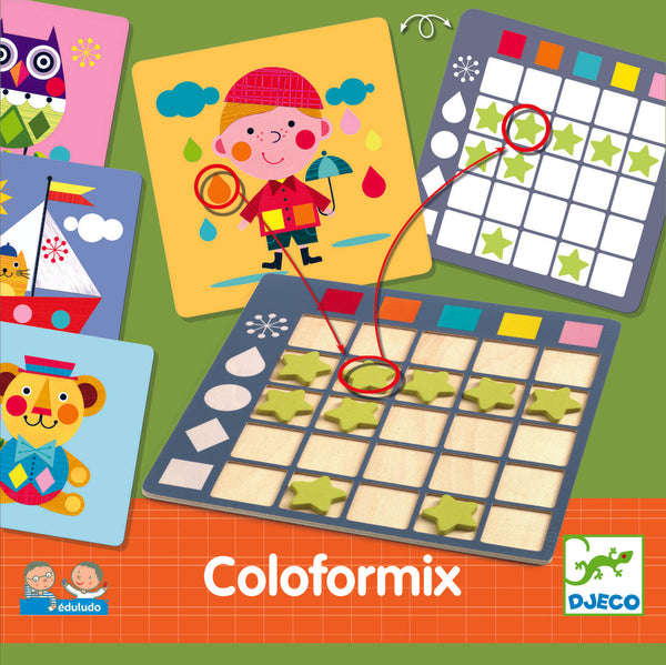 Coloformix - joc educativ Djeco