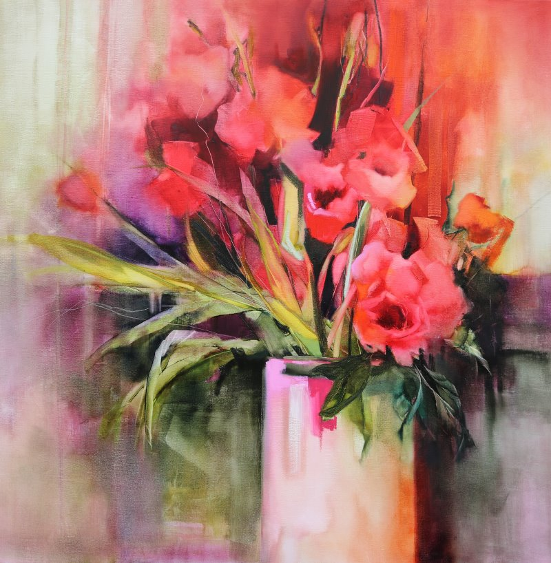files/Sara_Paxton_-_Pink_Flowers_in_Vase_106_x_106cm_Oil_on_Canvas_3_550.jpg