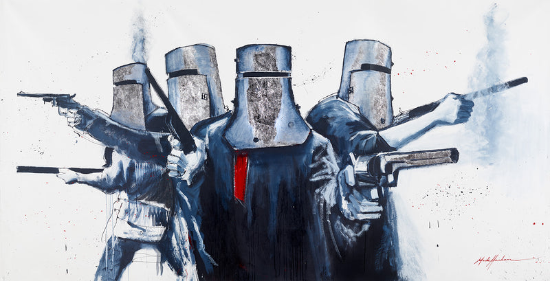 Ned Kelly Series - Full Frontal