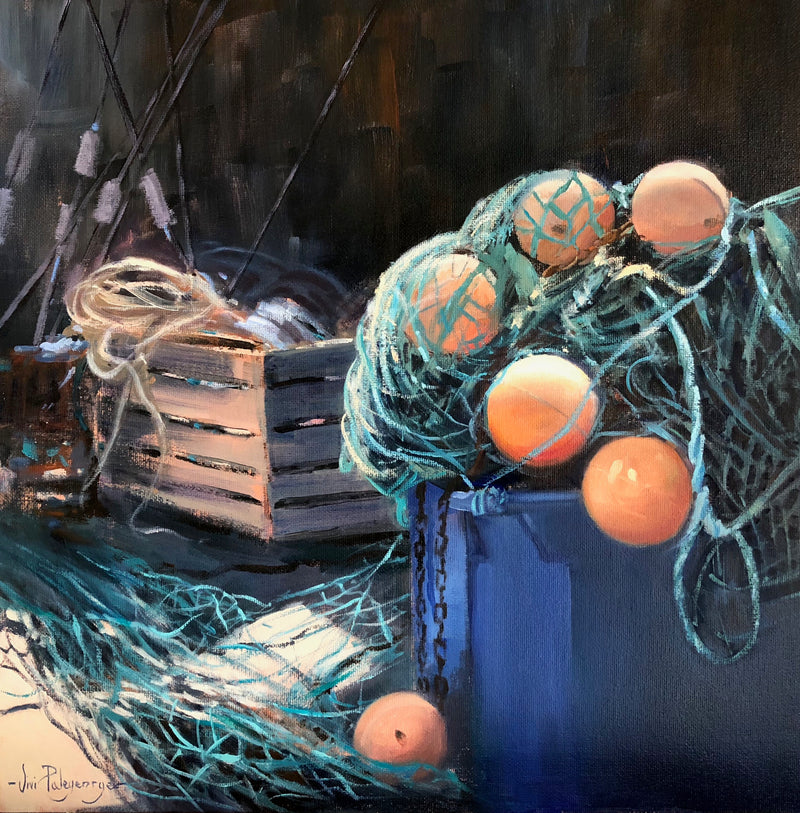 Nets and Buoys
