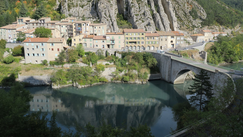Hike View Sisteron